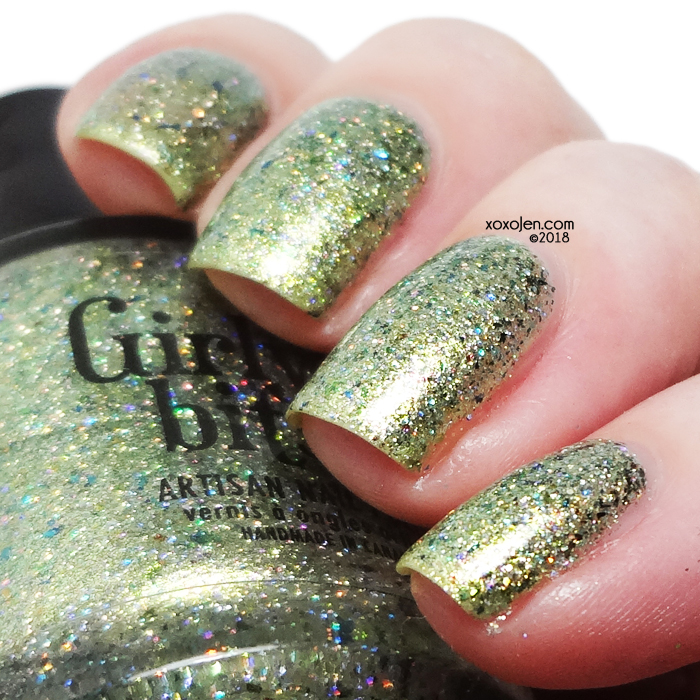 xoxoJen's swatch of Girly Bits Underwater Secrets