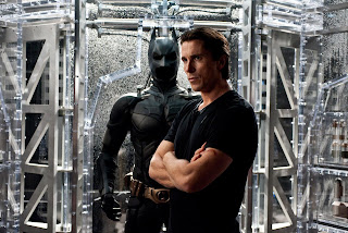 Christian Bale as Bruce Wayne in The Dark Knight Rises (2012)