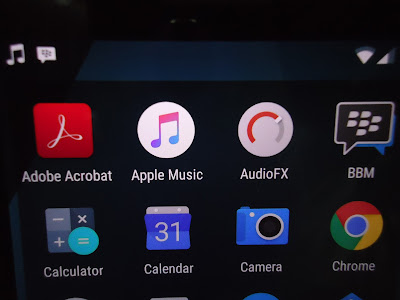 THE ORRONOCO AUDIO DIY: Apple Music App Is Now For Android