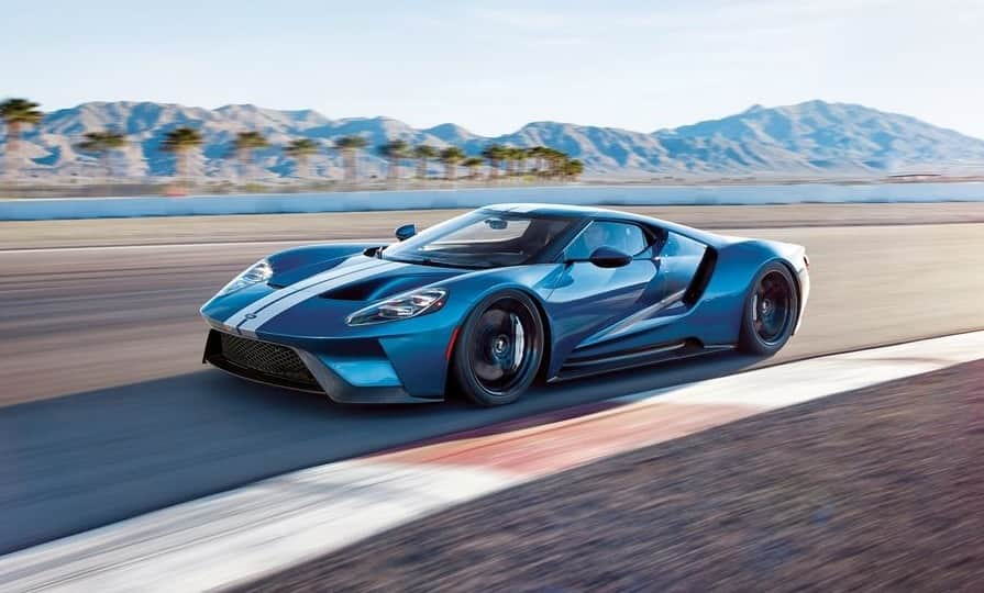How Much is A 2017 Ford GT