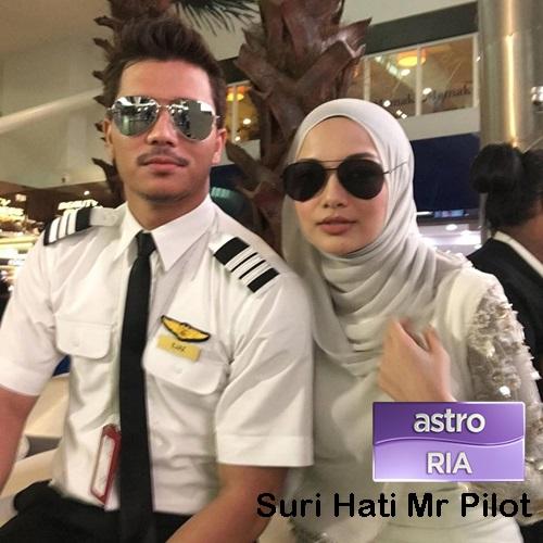 Sinopsis drama Suri Hati Mr Pilot ASTRO, pelakon dan gambar drama Suri Hati Mr Pilot ASTRO, Suri Hati Mr Pilot episod akhir – episod 16, Drama Suri Hati Mr. Pilot adaptasi novel karya Dyla Dyna