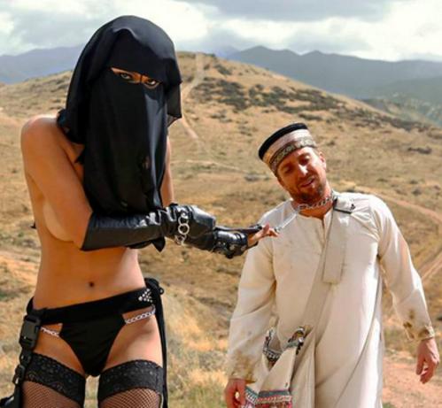 Isis porn