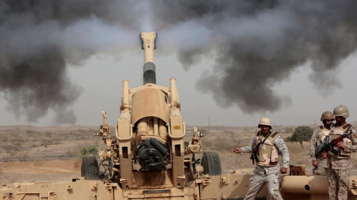 Τουλάχιστον 16 νεκροί από σαουδαραβικό βομβαρδισμό σε εργοστάσιο τροφίμων