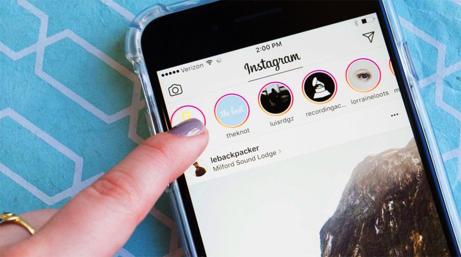 menonaktifkan notifikasi Instagram