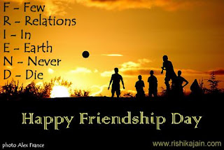 Happy Friendship Day DP for WhatsApp & Facebook
