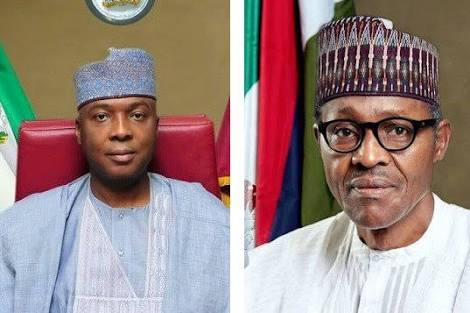 Presidency Lashes Saraki For Calling Buhari Incompetent, Statement Got Nigerians Talking