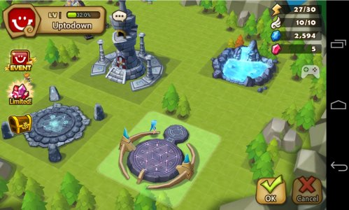 Screenshot Summoners War: Sky Arena