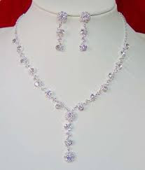 Latest Silver jewelry sets