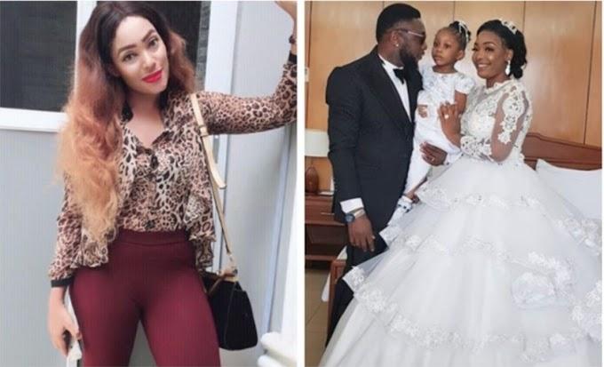 """You a big fool"", Sophia Williams Tchidi Chikere Former Wife Called Him Over His Wedding To Nuella Njubigbo"