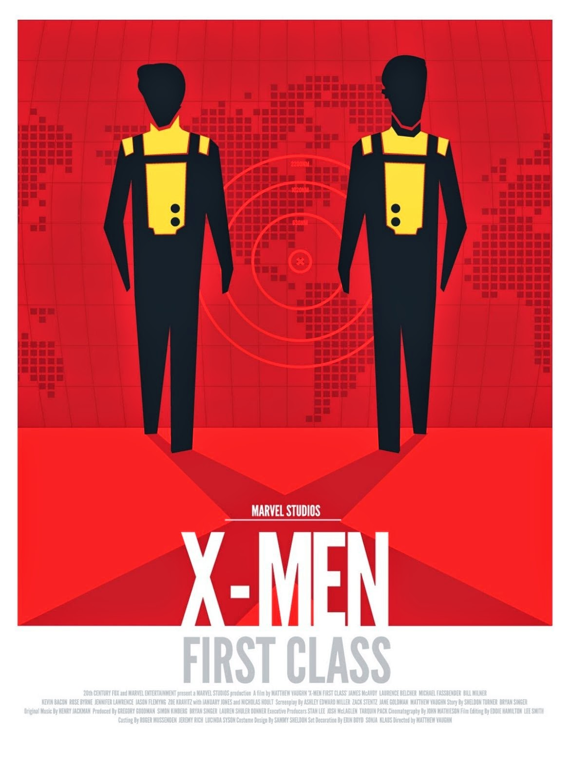 Trust A Few, Fear The Rest: A Look Back At X-Men Movie Posters
