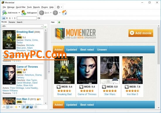 Movienizer Free Download Full Version