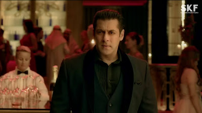 salman khan suit in race 3 movie
