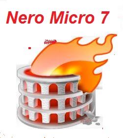 Nero Micro 7 Repack โปรแกรมเขียนแผ่นซีดีติดตั้ง Auto ใช้งานง่าย