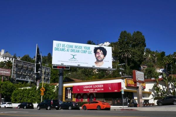 Dream Corp LLC season 2 billboard
