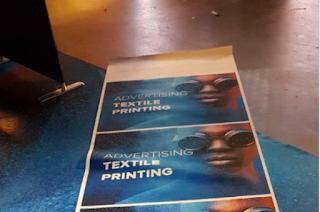 Açıkhava Reklam Sektöründe Tekstil Baskı'nın durumu nedir ?