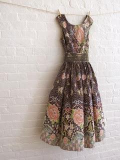 Dress Batik Modern Murah