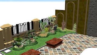 Desain Taman Surabaya - tukngtamansurabaya 43