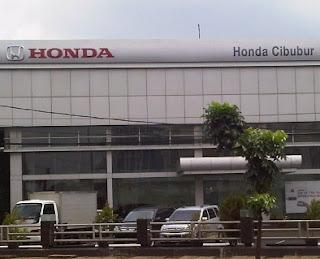Lowongan Kerja Honda Cibubur (PT. Cibubur Indah Motor)