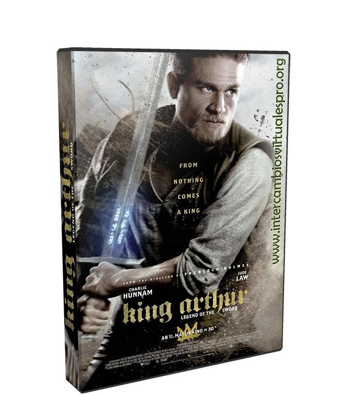 El Rey Arturo poster box cover
