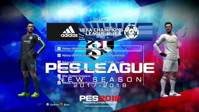 PES 2013 R-Patch Update Season 2017/2018