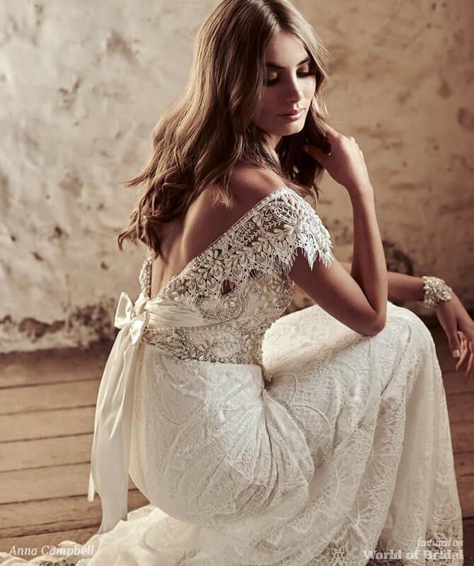 Anna Campbell 2019 Wedding Dresses: Anna Campbell 2018 Wedding Dresses