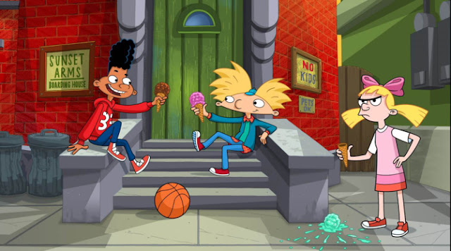 Hey Arnold – The Jungle Movie
