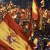 Más de 1.200.000 personas en la manifestación por la unidad de España en Barcelona