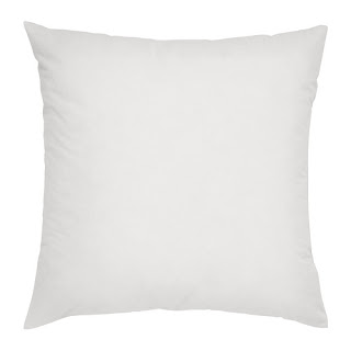 pillow inserts from IKEA