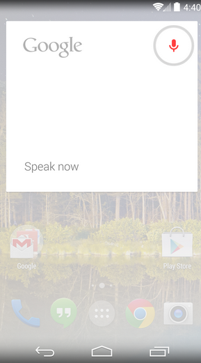 Google Now Launcher 2