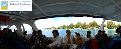 Tour ke Gili Trawangan Lombok