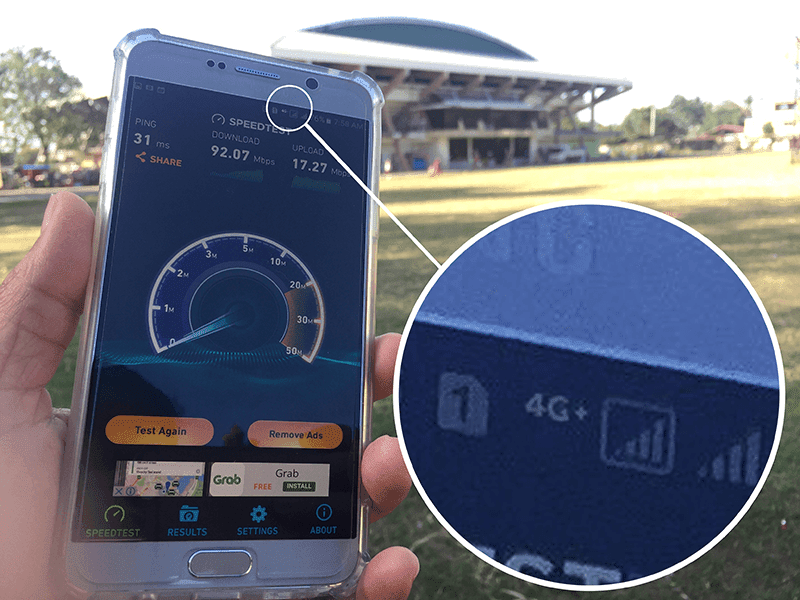 Smart Now Has More LTE-A Spots, Goes With Up To 100 Mbps Speed!