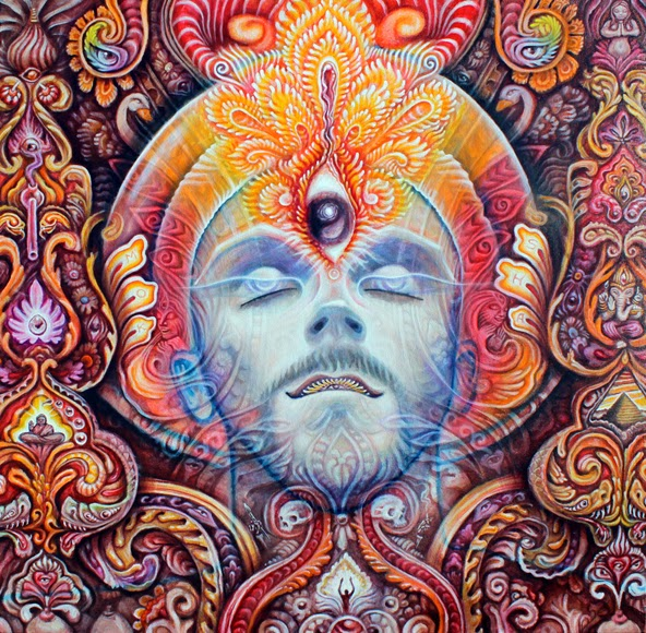 The Visionary Art of Randal Roberts
