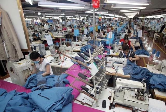 enjoyed the import of merchandise
