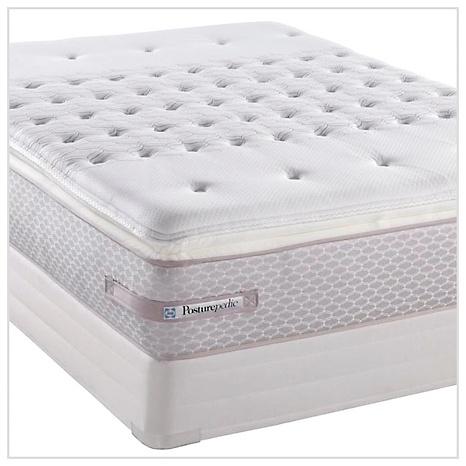 Twin Corsicana Pillowtop Mattress Promo Bed Mattress Sale