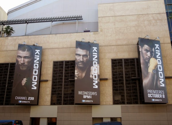 Kingdom season 1 billboards