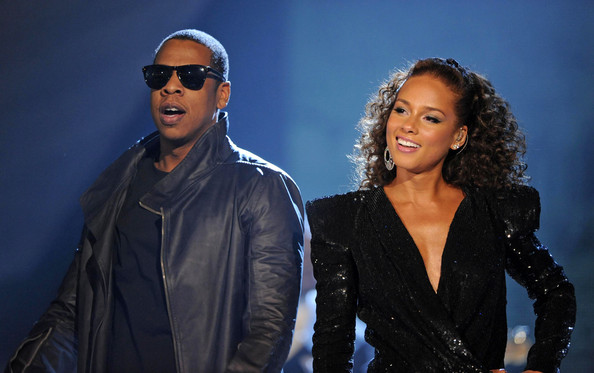 "Alicia Keys canta ""Empire State of Mind"" junto a Jay Z en New York"