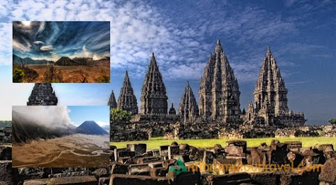 Yogyakarta City Tour and Mt Bromo Tour 4 Day 3 Night