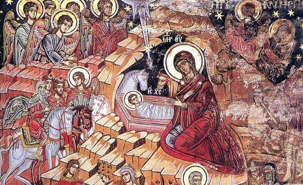 Αποτέλεσμα εικόνας για τριπτυχο αγιοσ ιωάννησ Χρυσόστομος γέννηση οικουμενισμός