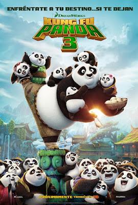 Kung Fu Panda 3 [2016] [DVDR R1] [NTSC] [Latino]