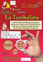 VENERDI' 27 DICEMBRE 2013 La Tombolata