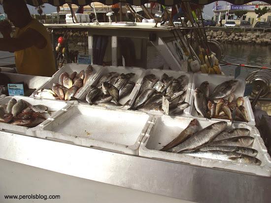 Mrrché aux poissons carnon