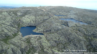 Serra da Estrela - Lagoas do Covão do Meio, de Francelha, do Serrano e do Covão das Quelhas