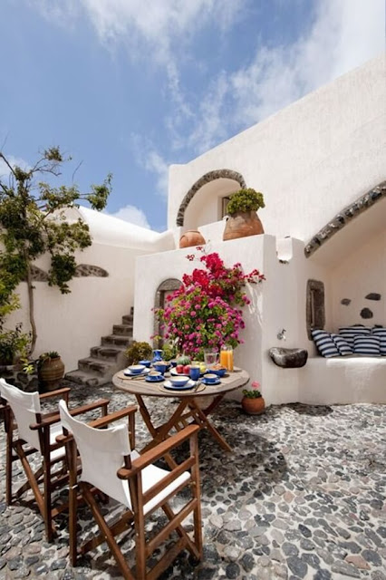 Ideas To Create a Mediterranean Terrace 1