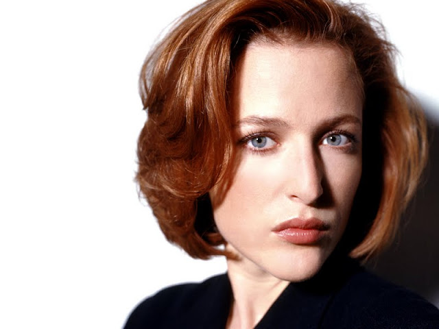 Dana scully xfiles rock hard nipples 8
