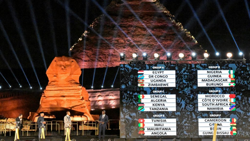Africa Cup (Egypt 2019) - All channels Broadcasting - Frequence Tv