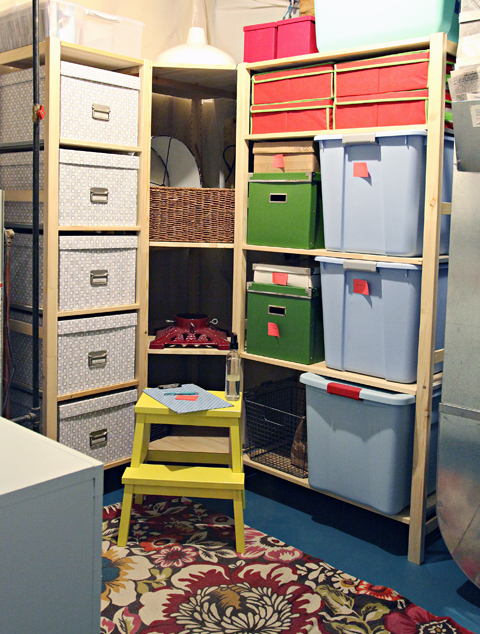 A Few Tricks for a Better Organization of Storage Spaces by ecopallets.com.au