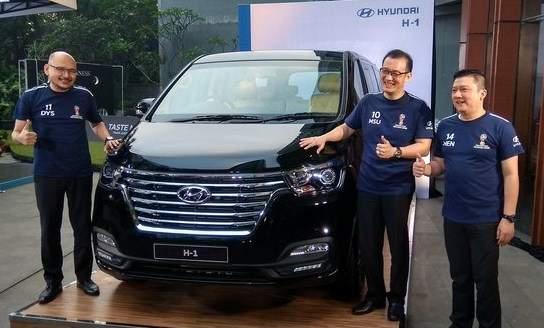 New Hyundai H1 tahun 2018