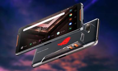 Spesifikasi dan Harga ASUS ROG Phone 2018