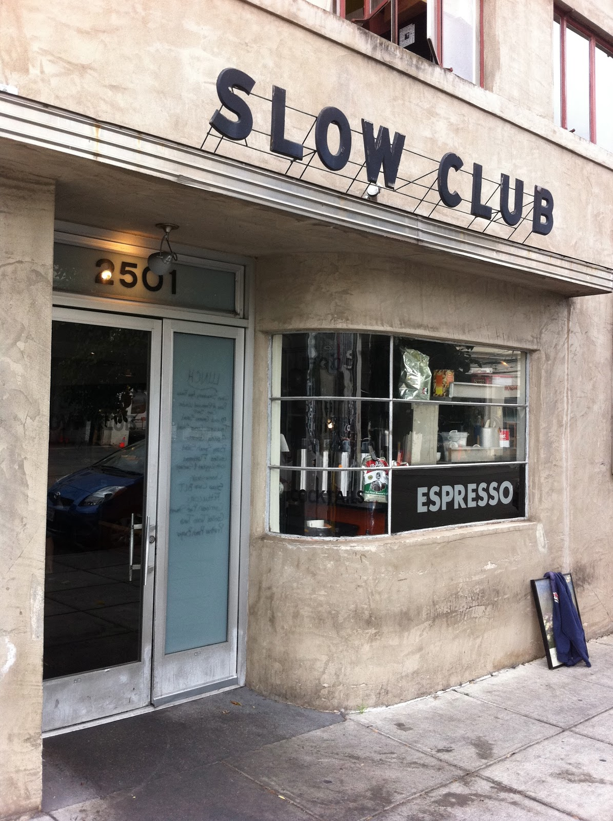 Slow dating san francisco