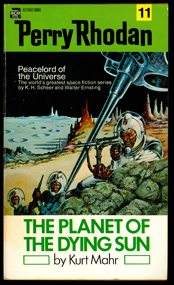 The Perry Rhodan Reading Project May 2011